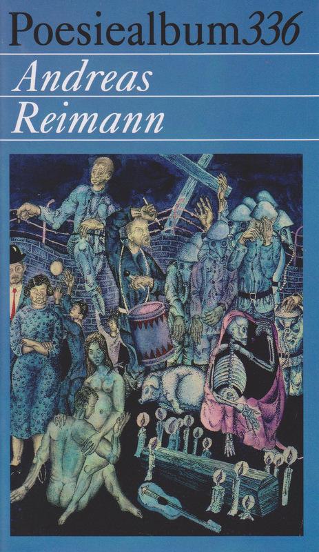 """Titel """"Poesiealbum 336"""" von Andreas Reimann"""