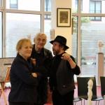 Vernissage Ulrich Jungermann am 12.09.2014