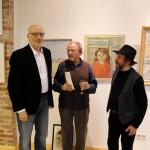 Joachim Walter, Ulrich Jungermann und Günter Huniat