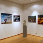 Vernissage Mandy Friedrich und Gunther Bachann