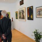 Jubiläumsausstellung Günther Huniat zum 75. Ein Leben für die Kunst