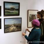 "Eröffnungsfeier Ausstellung ""Weitsicht"", Gert Pötzschig"