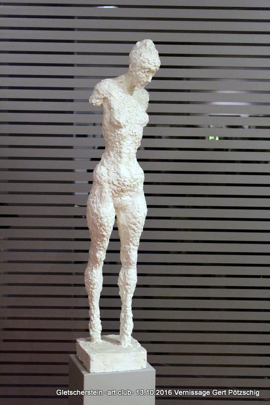 Skulptur von Gunther Bachmann