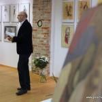Joachim Walter, Vernissage, Freitag der 17.02.2017 im Gletscherstein -art club-