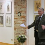 Friedhelm Eberle, Vernissage, Freitag der 17.02.2017 im Gletscherstein -art club-