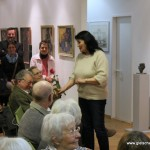 Vernissage, Freitag der 17.02.2017 im Gletscherstein -art club-
