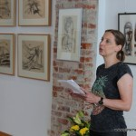 Laudatio: Christine Dorothea Hölzig, Kunsthistorikerin