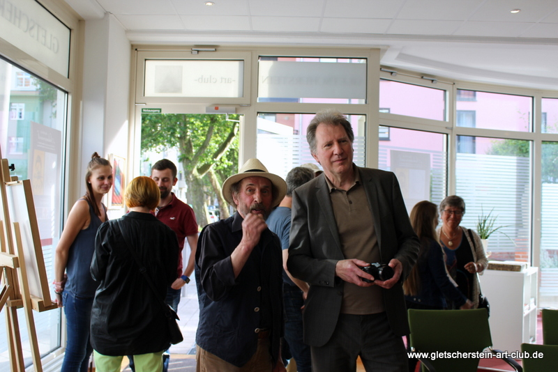 Vernissage am 8.6.2017