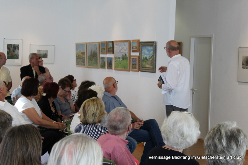 Vernissage Blickfang