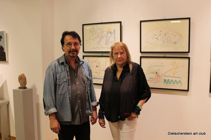 Radjo Monk und Edith Tar