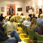 Ausstellung | Vortrag | Künstlergespräch  Freitag, 6. September 2018, ab 19 Uhr