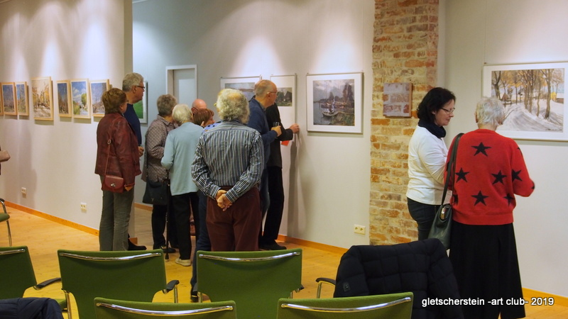 Vernissage Jungermann und Thielemann - 2019